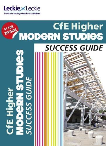 9780007554454: Success Guide - CfE Higher Modern Studies Success Guide