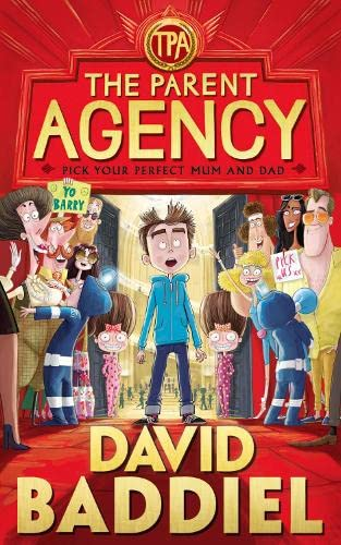 9780007554492: The Parent Agency