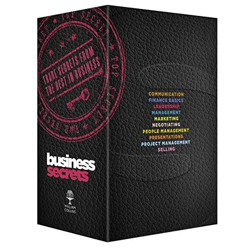 9780007554775: Business Secrets Box Set (Collins Business Secrets)
