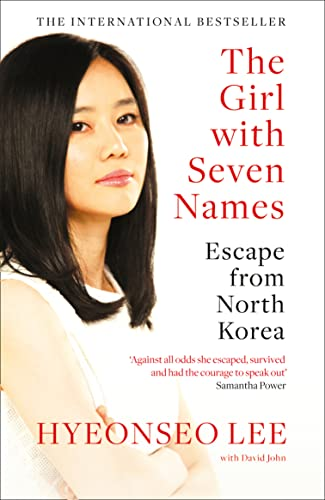 9780007554850: The Girl with Seven Names