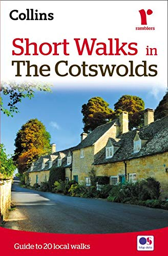 9780007555000: Short walks in the Cotswolds (Collins Ramblers)