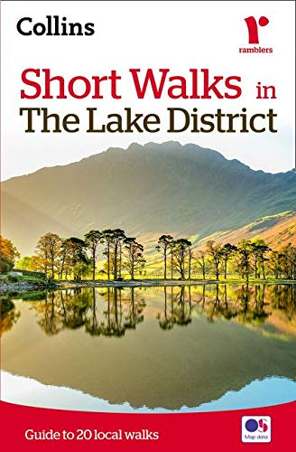 9780007555017: Short walks in the Lake District