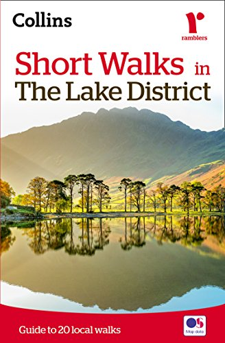 9780007555017: Short walks in the Lake District (Collins Ramblers)