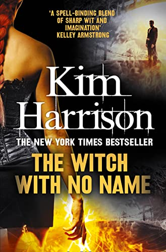 9780007555345: The Witch With No Name (Rachel Morgan 13)