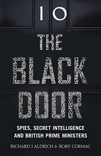 9780007555468: The Black Door