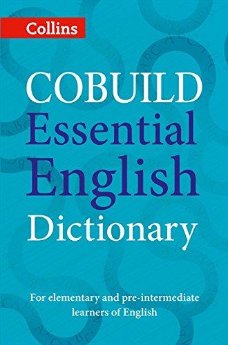 9780007556533: COBUILD Essential English Dictionary (Collins COBUILD Dictionaries for Learners)
