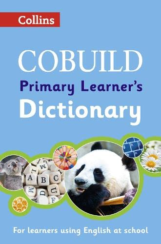 9780007556540: Collins Cobuild Primary Learner�s Dictionary