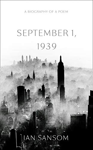 9780007557219: September 1, 1939: A Biography of a Poem