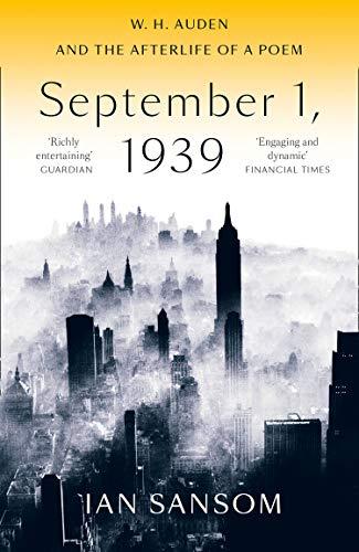 9780007557233: September 1 1939 Pb