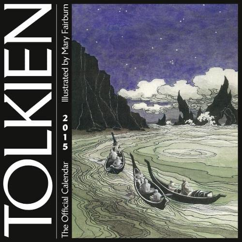 9780007557240: Tolkien Calendar 2015: The Hobbit (Calendars 2015)