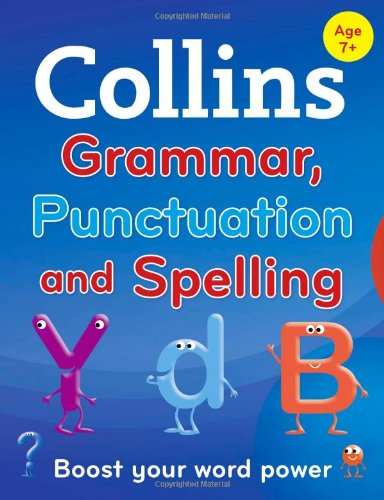 9780007557349: Collins Primary Grammar, Punctuation And Spelling (Collins Primary Dictionaries)