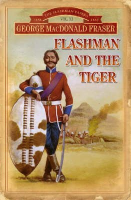 9780007557455: Flashman and the Tiger (The Flashman Papers, Book 12)