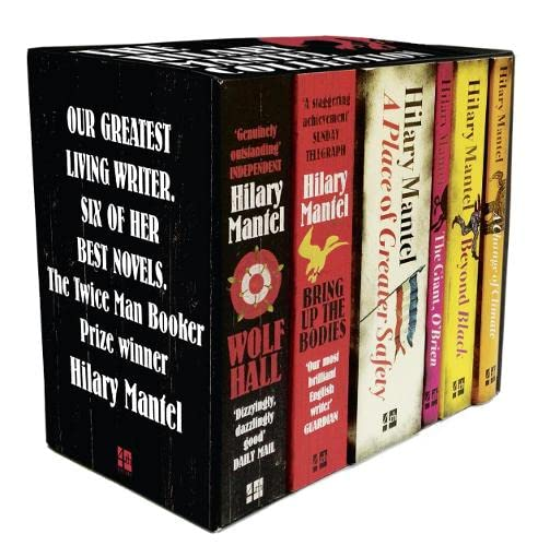 9780007557714: Hilary Mantel Collection: Six of Her Best Novels