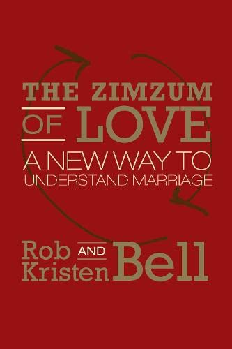 9780007557929: The ZimZum of Love: A New Way of Understanding Marriage