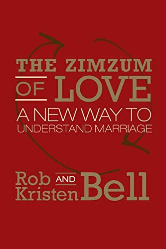 9780007557929: The Zimzum of Love: A New Way of Understanding Marriage