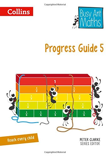 9780007558254: Busy Ant Maths — Progress Guide 5