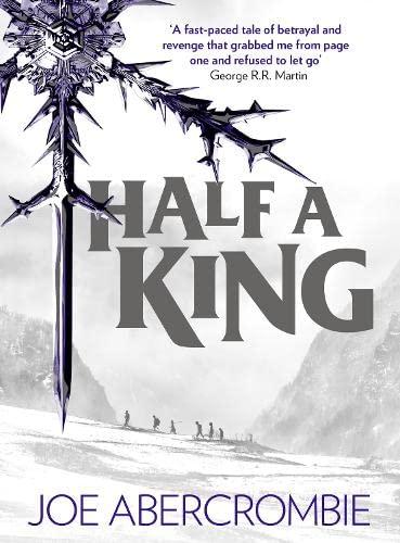 9780007558483: Half a King (Shattered Sea)