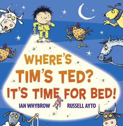 9780007559299: Where's Tim's Ted? It's Time for Bed!