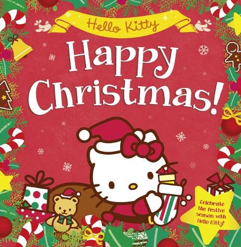 9780007559398: Hello Kitty: Happy Christmas!