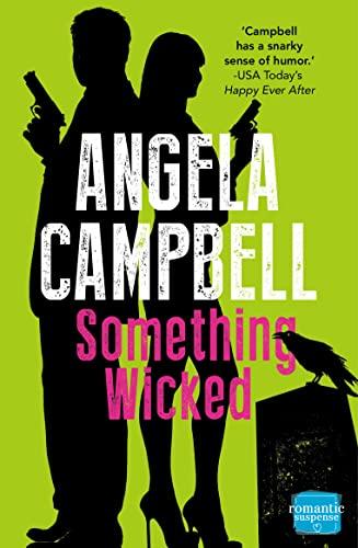 9780007559664: Something Wicked (The Psychic Detective, Book 2) (Harperimpulse Romantic Suspense)