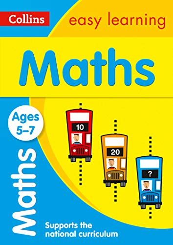 9780007559794: Maths Age 5-7 (Collins Easy Learning)