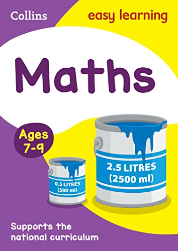 9780007559817: Maths Age 7-9 (Collins Easy Learning)