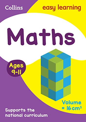 9780007559831: Maths Age 9-11 (Collins Easy Learning)