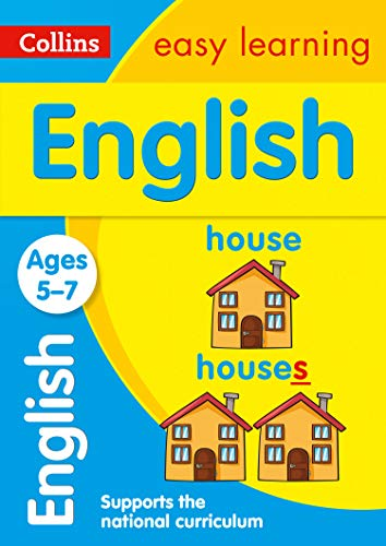 9780007559848: English Ages 5-7 (Collins Easy Learning Age 5-7)