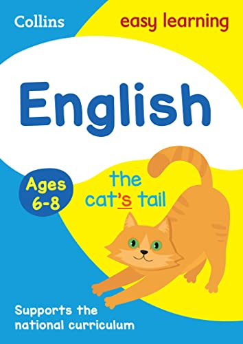 9780007559855: English Ages 6-8 (Collins Easy Learning Age 5-7)