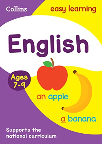 9780007559862: English Ages 7-9 (Collins Easy Learning Age 7-11)