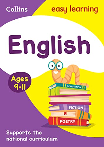 9780007559886: Collins Easy Learning English, Age 9-11