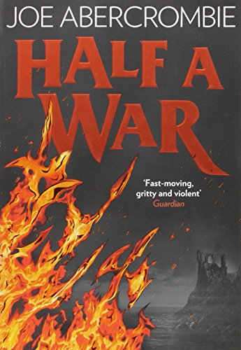 9780007560851: Half a War (Shattered Sea, Book 3)