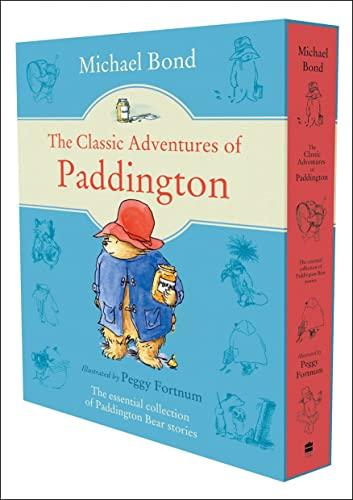 9780007562077: The Classic Adventures of Paddington