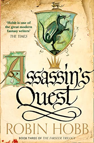 9780007562275: Assassin's Quest (The Farseer Trilogy, Book 3): 3/3