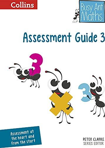 9780007562336: Busy Ant Maths — Assessment Guide 3