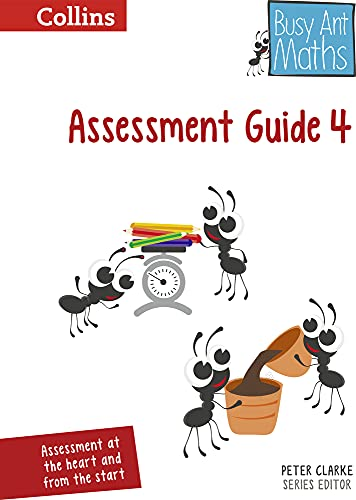 9780007562343: Busy Ant Maths — Assessment Guide 4