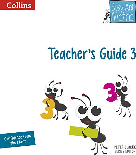 9780007562350: Busy Ant Maths - Teacher's Guide 3