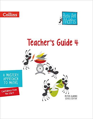 9780007562367: Busy Ant Maths - Teacher's Guide 4