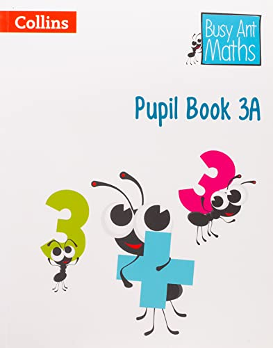 9780007562374: BUSY AND MATHS PUPIL BOOKS 3A (Busy Ant Maths)