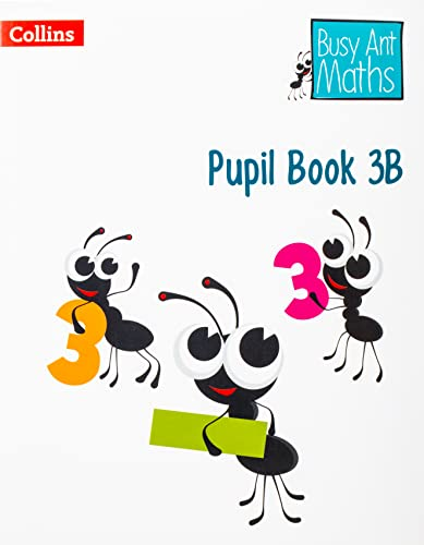 9780007562381: Busy Ant Maths - Pupil Book 3B