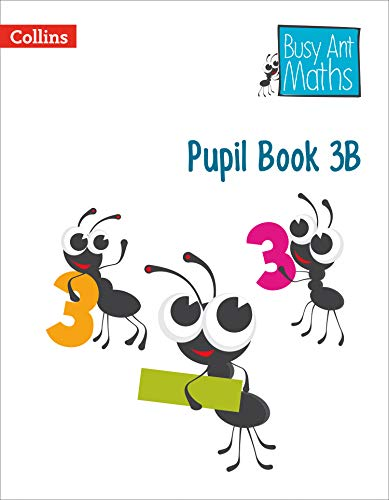 9780007562381: Busy Ant Maths ? Pupil Book 3B