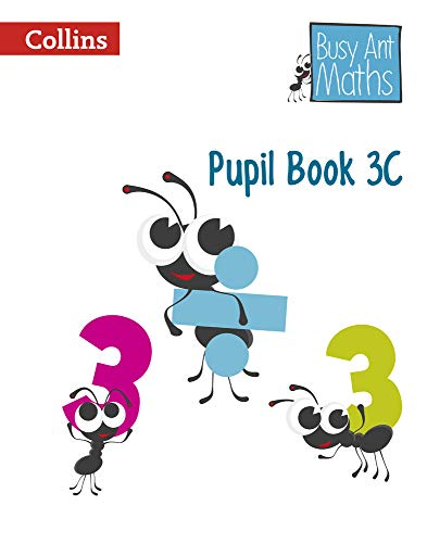 9780007562398: Busy Ant Maths - Pupil Book 3C