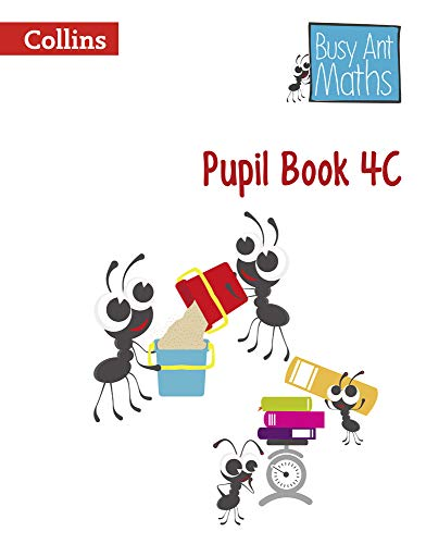 9780007562428: Busy Ant Maths - Pupil Book 4C