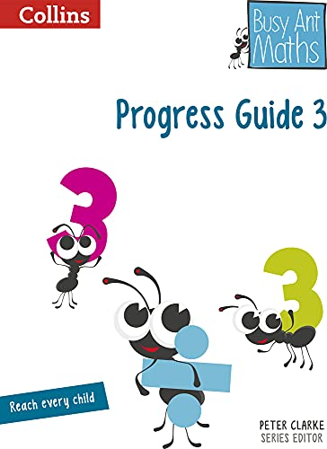 9780007562435: Busy Ant Maths - Progress Guide 3