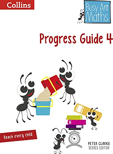 9780007562442: Busy Ant Maths - Progress Guide 4