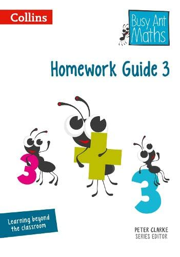 9780007562459: Busy Ant Maths - Homework Guide 3