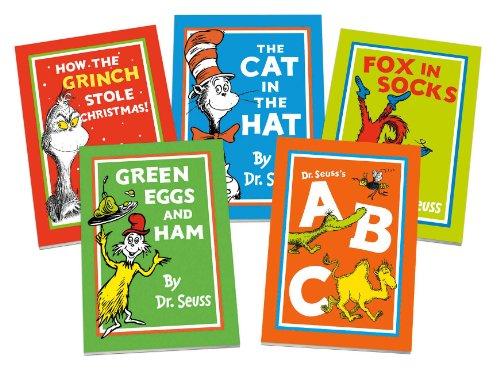 9780007562589: Dr. Seuss (Five book set)