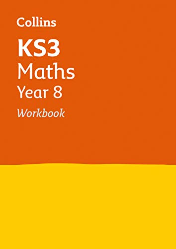 9780007562671: Collins New Key Stage 3 Revision — Maths Year 8: Workbook