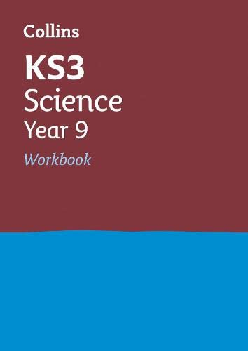 9780007562756: Collins New Key Stage 3 Revision — Science Year 9: Workbook
