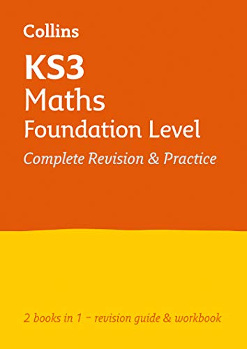 9780007562770: Collins New Key Stage 3 Revision — Maths (Standard): All-In-One Revision And Practice